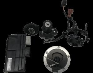 SERRURE CODEE NON CODEE - AMC vente de pièces d'occasion pour moto et scooter